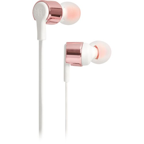 JBL T210 In-Ear Gold