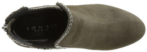 JONAK 264 Damen Stiefel & Stiefeletten Schwarz - Noir (Gros Venere)