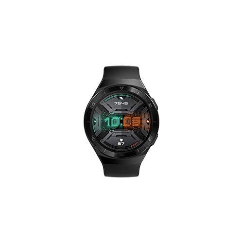 chollos oferta descuentos barato Huawei Watch GT 2e Sport Smartwatch de AMOLED pantalla de 1 39 pulgadas 2 semanas de batería GPS Color Negro Graphite Black 46 mm 55025281