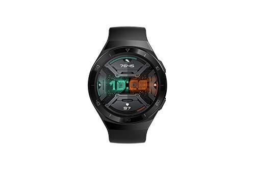 Huawei Watch GT 2e Sport – Smartwatch de AMOLED pantalla de 1.39 pulgadas, 2 semanas de batería, GPS, Color Negro…