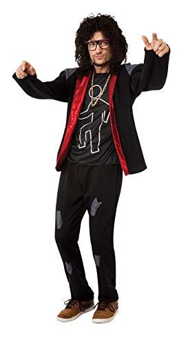 LMFAO Sky Blue Party Rock Anthem Costume