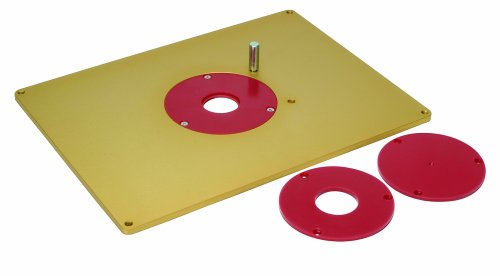 MLCS 9334 1/4-Inch Thick Aluminum Router -