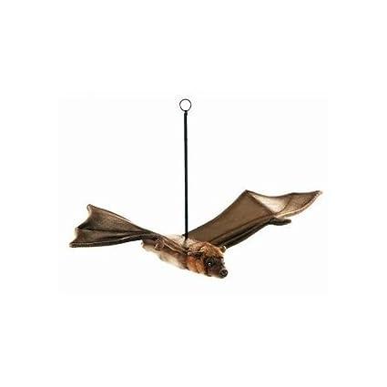 Amazon Com Hansa Flying Bat Plush Toys Games