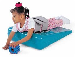 "Tumble Forms 2 Deluxe Strap Wedges 6""H x 20""W x 22""L Incline Angle 12.5° Model 2779B"