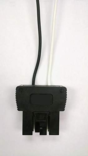 MLToys Male Connector for Power Wheels 12v Vehicles and Battery Chargers