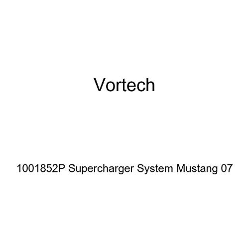 Vortech 1001852P Supercharger System Mustang 07