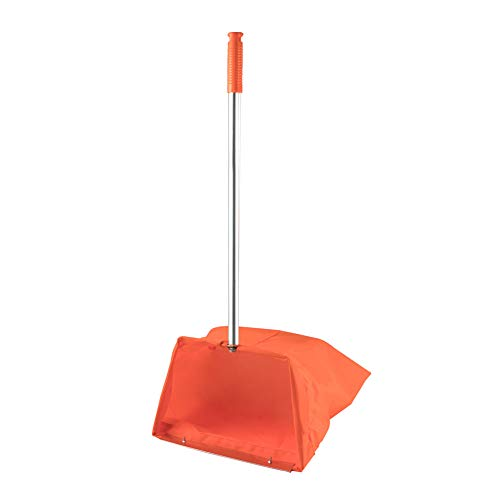 Grass Long - Aopuwoner Windproof Gardening Garbage Bag,Folding Helping Reusable Dustpan Sweeping Tools with Long Arm and Large Size Collecting,Easily Clean Up Rake Shovel Leaf,Trash,Grass,Grabbers