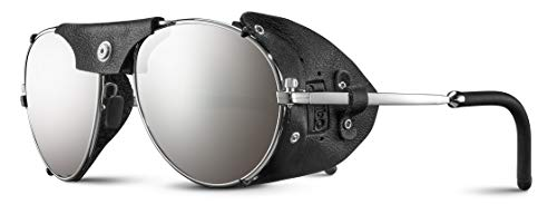 Julbo Cham Mountain Sunglasses - Spectron 4 - Silver/Black