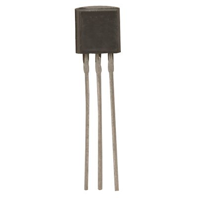 National Semiconductor LM34CZ Temperature Sensor Analog Serial, 2 Wire, 3 Pin, 4.19 mm W x 5.2 mm H x 5.2 mm L