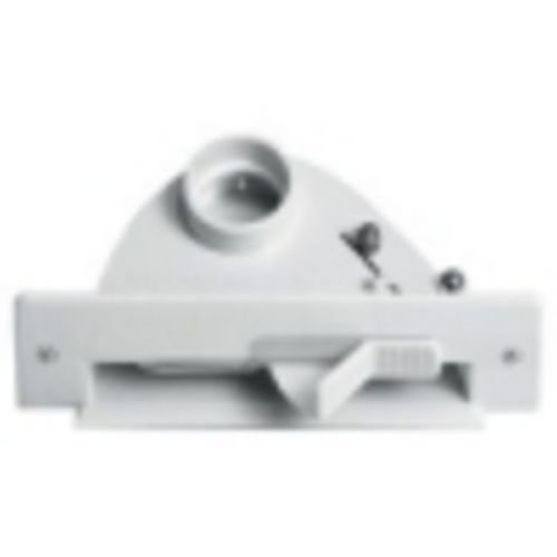 Nutone CI365W VacPan Automatic Dustpan Inlet - White (Vacuum Inlet Central)