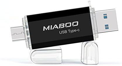 MIABOO Memoria Flash USB 3.0 64 GB Doble Transforma Pendrive a ...