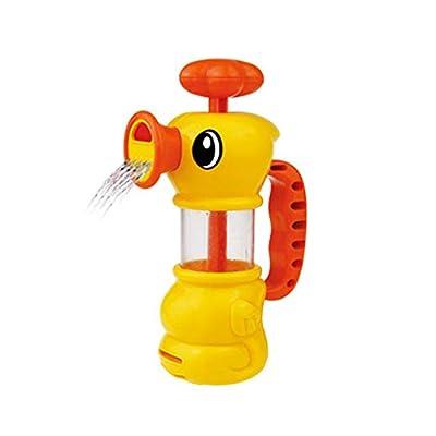 nobrand ebera Children Baby Bath Shower Toy Bathtub Swimming Cute Toy Children Bathtub Pool Cute Duck Water Spray Pump Toys Cartoon Educational Toy: Home & Kitchen