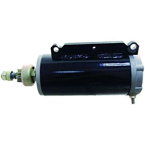 New Starter For Evinrude Johnson OMC V6 Outboard Engines 150 235 HP 387094 395207 0814240 585062 586288 777693 778992