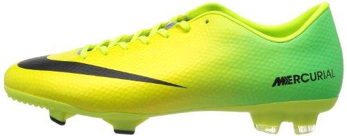 Nike black Uomo Da Giallo Vibrante Calcio Scarpe fqrSf