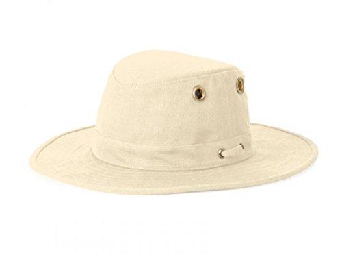 (Tilley TH5 Hemp Hat, Natural, 7 1/4)