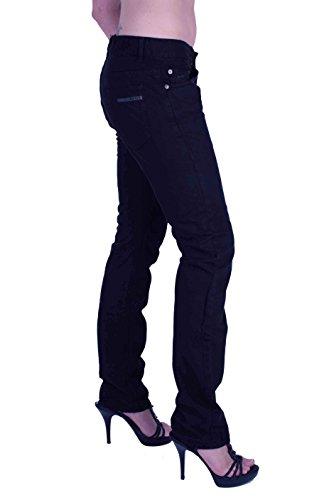 Jeans Bleu Femmes Pantalons Fonc Prada qpw5180x0
