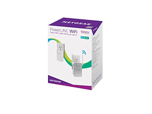 NETGEAR PowerLINE 1000 Mbps WiFi, 802.11ac, 1 Gigabit Port (PLW1000-100NAS) by NETGEAR (Image #7)