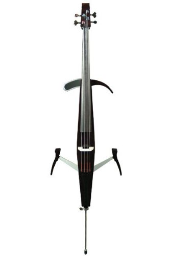 (Yamaha SVC50SK Silent Compact Cello Outfit)