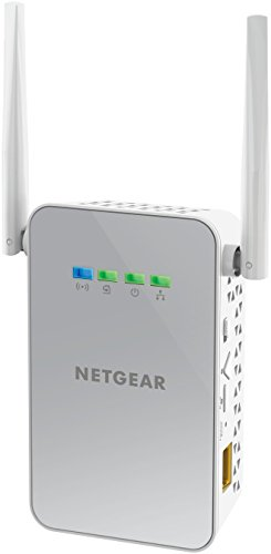 NETGEAR PowerLINE 1000 Mbps WiFi, 802.11ac, 1 Gigabit Port (PLW1000-100NAS) by NETGEAR (Image #3)