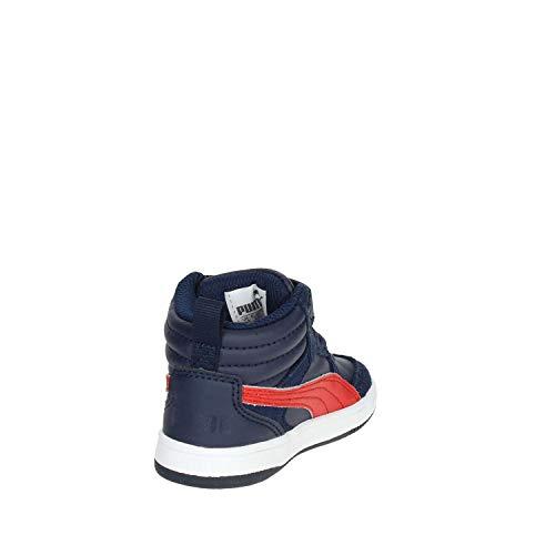 Puma Enfant 363918 Sneakers Enfant Sneakers Bleu Bleu Puma 363918 Puma twqaxZUf1