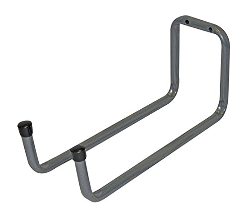 Fixman 642950 Wall-Mounted Double Arm Storage Hook - 240mm Arm Length
