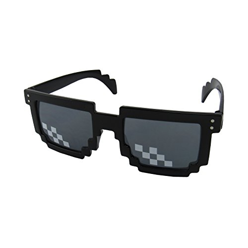 e89ef30383 Deal With It Glasses - Thug Life Sunglasses by Swagasaurus Rex Swagasaurus  Rex LLC