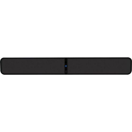 Bluesound PULSE SOUNDBAR Wireless Multi-room Smart Soundbar with Bluetooth – Black