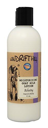 Moisturizing Goats Milk - Windrift Hill Moisturizing Goat's Milk Lotion (Relaxing)