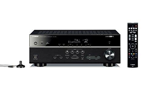 Yamaha RX-V479BL 5.1-Channel MusicCast AV Receiver with Blue