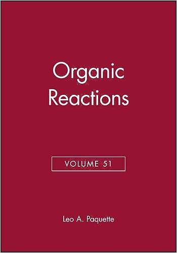 Organic Reactions (Volume 51) Books Pdf File