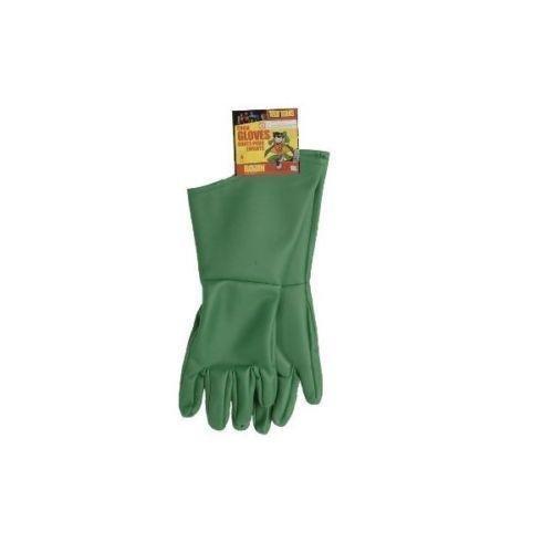 Girls Titans Robin Costumes (Robin Child Gloves Costume Accessory)