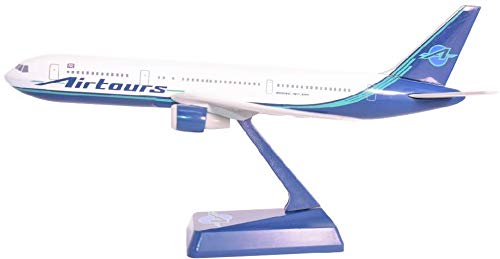 (Airtours International Boeing 767-300 Airplane Miniature Model Snap Fit Kit 1:200 Part# ABO-76730H-012)