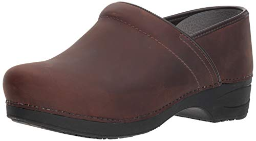 Dansko XP 2.0 Mens Clog, Brown Oiled, 45 M EU (11.5-12 US)