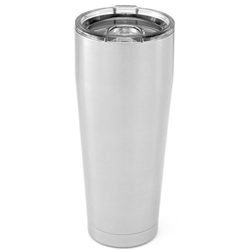 insulated 24 oz tumbler with lid - 4
