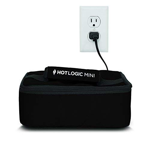 HotLogic Mini Personal Portable Oven, Black