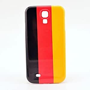 Buy Germany Flag Pattern Plastic Protective Back Cover for Samsung Galaxy S4 I9500