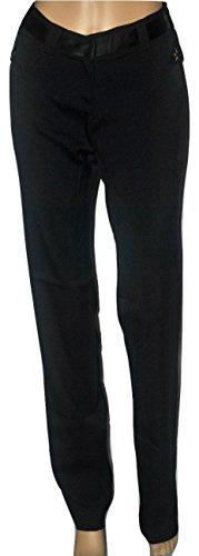 Dolce & Gabbana Women's Stretch Jacquard Black Pants Trousers (40 IT) Size 6