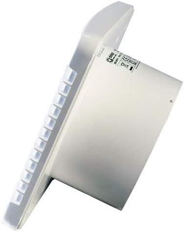 leistungsverst/ärkter Motor Badl/üfter mit Nachlauftimer und Feuchtesensor /Ø 150 mm