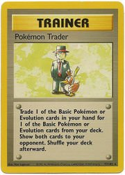 Pokemon - Trader (77/102) - Base Set