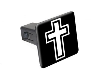 cross trailer hitch cover - 6
