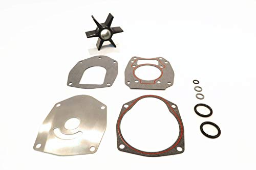 (The ROP Shop | Water Pump Impeller Kit for 45HP, 50HP Mercury Bigfoot, 4 Cylinder, EFI, 4-Stroke Engines)