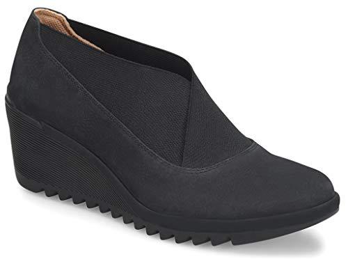 Comfortiva Women's Ashford Black Leather 9 B(M) US