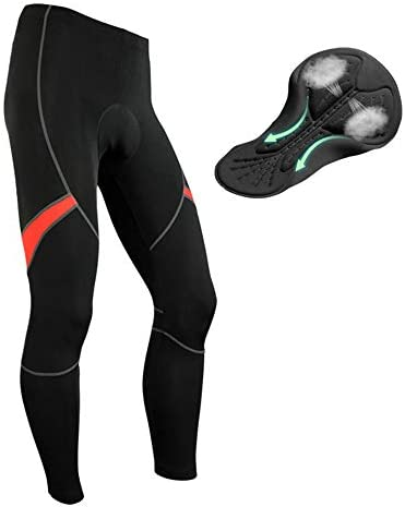 メンズベース層、ズボンを実行しているスポーツ、エクササイズバイクに適した快適なメンズランニングタイツ、圧縮パンツ、,XL