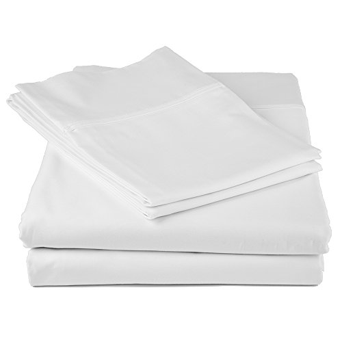 Peru Pima   415 Thread Count   100% Peruvian Pima Cotton   Percale   Bed  Sheet Set