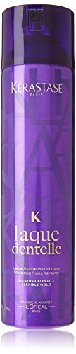 - Kerastase Laque Dentelle Micro Mist Fixing Flexible Hold Hair Spray, 8.8 Ounce