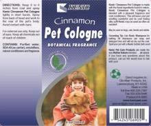 Kenic Cinnamon Pet Cologne 1Gal by Kenic