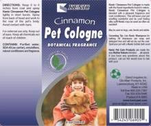 Kenic Cinnamon Pet Cologne 1Gal