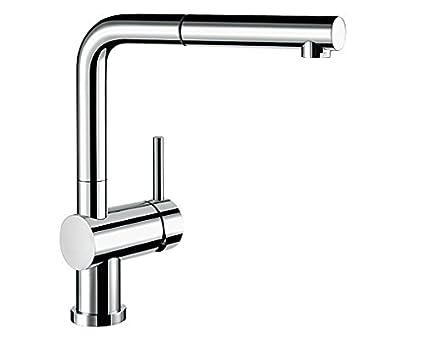 Blanco Linus-S Vario, rubinetteria da cucina, superficie ...