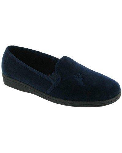 Mirak - Zapatillas de estar por casa para hombre Azul - marino