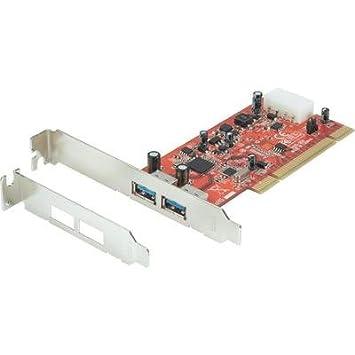 Tarjeta PCI (USB 3.0, 2 puertos): Amazon.es: Electrónica